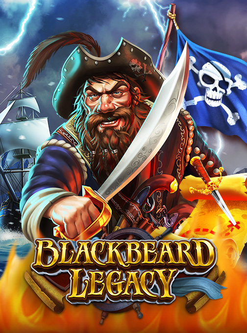 NEW GAME RELEASE: BLACKBEARD LEGACY