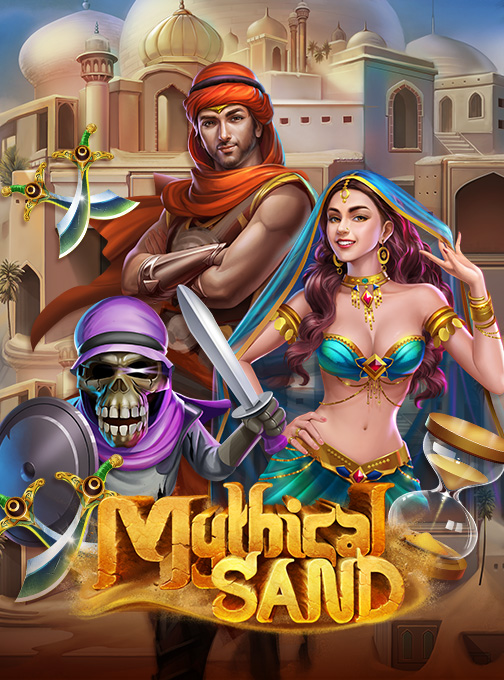 NEW GAME RELEASE: MYTHICAL SAND