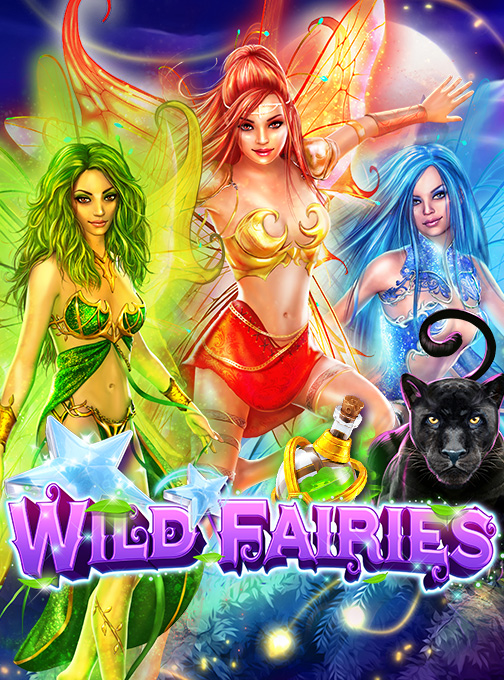NEW GAME RELEASE: Wild Fairies